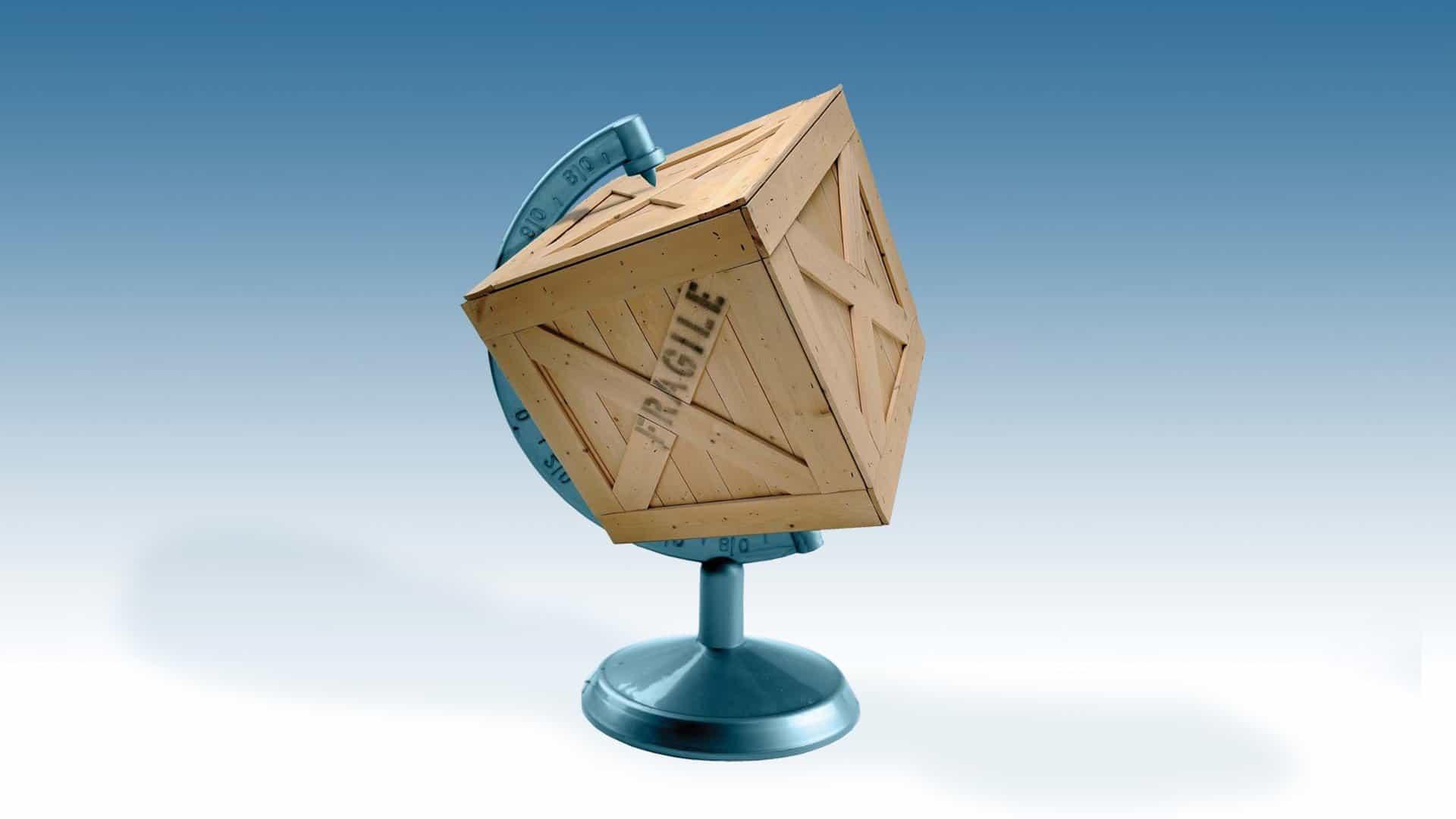 Santini Export Packing Global Crate