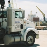 flatbed trucking intermodal drayage