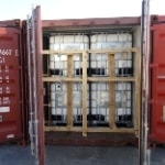 intermodal drayage container stuffing stripping flatracks