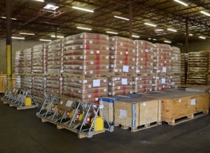 manufacturers distributers packing consolidation storage