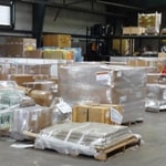 storage warehousing laydown